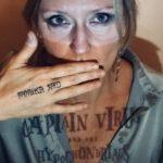 Vinyl Club LIVE MONIKA SAID mit Captain Virus and the Hypothondriacs